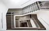 Champs Libres (brunoleb) Tags: escaliers rennes bretagne champs libres