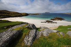 Bostadh Beach (andy_AHG) Tags: great bernera isle lewis western isles outer hebrides scotland highlands islands britain uk british landscapes scottish outdoor rock sea sunset water landscape serene formation mountain waterfall bostadh beach