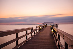 46/52 (Keith Reid Photography) Tags: landscape longexposure pier florida safetyharbor 52 52weeksofphotography 52week 52weekproject exploration explore clouds sunrise art water waterscape lighting composition