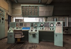 RAE Derpford (Camera_Shy.) Tags: control panel room dials switches power derelict abandoned disused decay industrial industry old rusty ruin abandonment urban exploration exploring decayed nikon d810 ue explorers tresspassing urbex