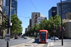 206-Adelaide-29_12_16 (Lt. Commander Data) Tags: citadis 206 tram adelaidemetro