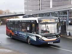 Stagecoach Yorkshire 26030 Rotherham (Guy Arab UF) Tags: stagecoach yorkshire 26030 yx65rbz alexander dennis e20d enviro 200 mmc bus rotherham interchange buses