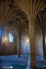 Sala capitular (Alexandre Diz) Tags: ourense orense cea galicia monasterio abadia oseira