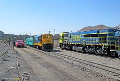 FERRONOR | MAITENCILLO (EL MEJOR FLICK´R DE TODOS!) Tags: tren pasajeros ferronor maitencillo