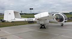 G-BOPO Edgley Optica IMG_0151 (M0JRA) Tags: farnborough international airshow bizz jets gbopo edgley optica flying planes aircraft landings take off
