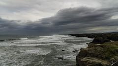 El Temporal (jcfasero) Tags: costa coast storm tormenta temporal playa praia catedrais cathedral mar sea seascape landscape naturaleza nature galicia ribadeo españa spain