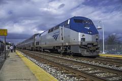 Amtrak Capital Limited (ExactoCreation) Tags: amtrak superliner diesel p42dc