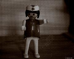 The nurse wanna break free! (Pascal Rey Photographies) Tags: nurse nursery infirmière infirmerie health santé médical médecine hospitals soins care cure protest nikon areyoukidding france enfermera manifestation demonstration infirmiéres nurses krankenschwester infirmières manifestationsinfirmières krankenschwestern nursesdemonstrations