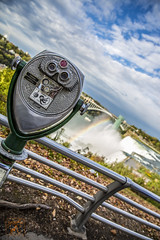 Niagara Falls, Rainbow Bridge (72JuSeMa12) Tags: niagarafalls waterfall canada unitedstates horseshoefalls americanfalls bridalveilfalls goatisland lunaisland niagarariver buffalonewyork niagarafallsontario ontario niagarafallsnewyork skylontower rainbowbridge maidofthemist hornblowercruises boattour canon eos canon5dmarkiii 5dmarkiii ef2470mm jusema