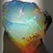 Hydrophane opal (precious opal) dried out (Tertiary; Ethiopia) 3