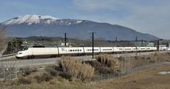 AVE 100 DE RENFE (Andreu Anguera) Tags: ave100renfe trenesinternacionales vallésoriental barcelona catalunya andreuanguera