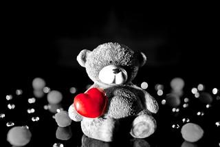 Heart Bear HMM!