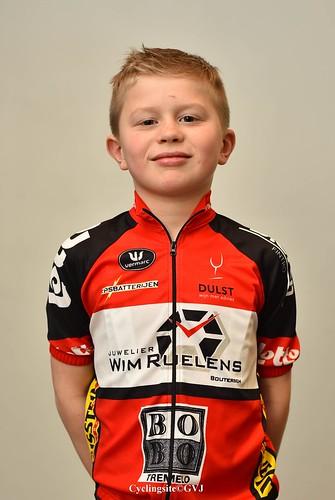Wim Ruelens Lotto Olimpia Tienen 2017-18