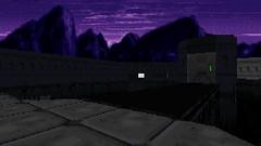 The Dark Bridge (BarricadeCaptures) Tags: star wars dark forces mission ii 2 talay tak base after massacre bridge game screenshot screencap
