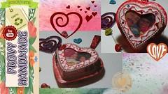 Como Reusar Caja de Chocolate de San Valentin (provyhandmade) Tags: comoreusarcajadechocolatedesanvalentin cajadechocolatesreusar provyhandmade arte personasyblogs cineyanimaciones regaloparasanvalentin reciclaje reciclandounacajadechocolates bombones regalo manualidades entretenimiento comohacerpapelmache sanvalentin cajaconchocolates