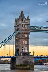 Tower Bridge - London (Melksedec Brito) Tags: tower brigde london