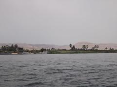 River Nile (creepyweirdslove) Tags: red sea summer vacation sun hot tree beach nature beautiful river day desert egypt palm nile karnak luxor hieroglyphics scarab 2015 obelisc