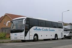 Hardies, Port Glasgow YJ10DUV (busmanscotland) Tags: travel port glasgow first victory safari aberdeen hd cavendish poole havant duv 5309 29001 temsa hardies yj10 yj10duv