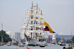 15 ARC Gloria (jan_vrouwe) Tags: amsterdam colombia sail tallship ijmuiden arcgloria d300s