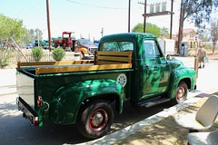 30th Annual SoCal ATHS Antique Truck Show (USautos98) Tags: ford f100 pickuptruck