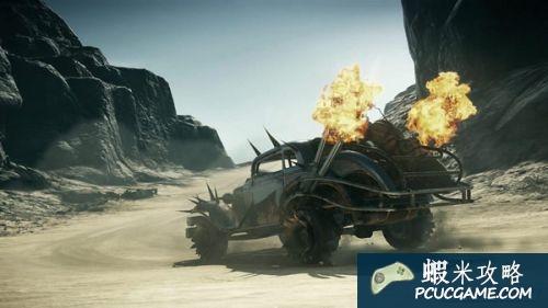 瘋狂麥斯 Mad Max存檔位置在哪 存檔位置一覽