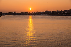 Preston Docks sunset (shabbagaz) Tags: city uk greatbritain sunset england west docks unitedkingdom britain sony united great north kingdom lancashire september preston alpha 2015 a65 shabbagaz
