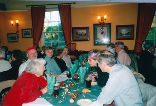 Dec 2004 Christmas lunch 03