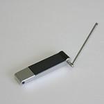 USB接続ワンセグテレビチューナーの写真