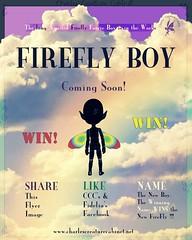 CCC's Firefly Boy (chartar_69) Tags: boy charlesstephan charlescreaturecabinet glowinthedarkfireflyfaeries cccfireflyfaeries namethenewboy