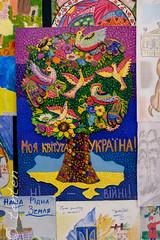 lviv children drawing   stop the war! (Ca Bart) Tags: painting peace drawing paz lviv ukraine kinder niños krieg frieden bild niño lvov stopthewar nowar noalaguerra ukraina cuadro zeichnung ukrajina україна ucraina lemberg 乌克兰 украина львов ucrânia ウクライナ ukrayna 우크라이나 ucraïna 烏克蘭 אוקראינה לבוב schlussmitdemkrieg اوکراین 利沃夫 リヴィウ welwowie لووف 리에브