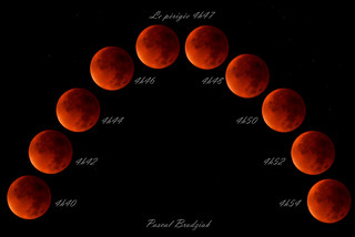 Le Périgée de l'éclipse du 28-09-2015