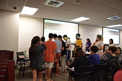 "WICS Week 1: 1st General Meeting & Mentorship Mixer 9/30/15 • <a style=""font-size:0.8em;"" href=""http://www.flickr.com/photos/88229021@N04/21912166412/"" target=""_blank"">View on Flickr</a>"