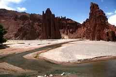 Toroyoj, Rio San Juan Tupiza (giancarvedsse) Tags: rio fiume bolivia canyon sudamerica tupiza riosanjuan eltoroyoj toroyoc valletoroyoc