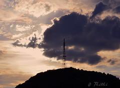 130816 aecnP 151014  Ththi (thethi: pls read the 1st comment) Tags: antenne pylone tlcommunication ciel soleil nuage soir rivire profondeville namur wallonie belgique belgium inthesky provincenamur rubyinv setnamurcity faves46 setmorethan15forexplore20122013