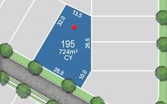 Lot 195 TBA, Brisbane QLD