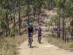 Steep Hill (Neil Ennis) Tags: cycling mtb bnt bicentennialnationaltrail