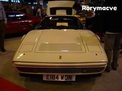 1987 Ferrari 328 (Rorymacve Part II) Tags: auto road bus heritage cars sports car truck automobile estate transport ferrari historic motor saloon compact roadster mondial motorvehicle ferrari328 ferrarimondial