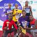 Winners of Great Ethiopian Run in Afar