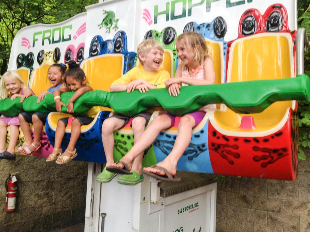 Frog Hoppin 5 Dolanh Tags Park Forest Amusement Maya Kiddy Lucas