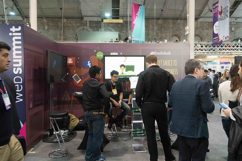 WEB SUMMIT 2015 RANDOM IMAGES [DAY ONE]-109689