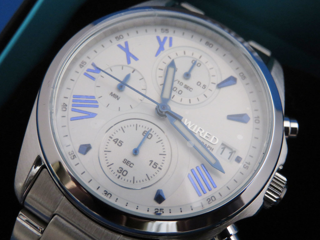 The World\'s newest photos of seiko and wired - Flickr Hive Mind