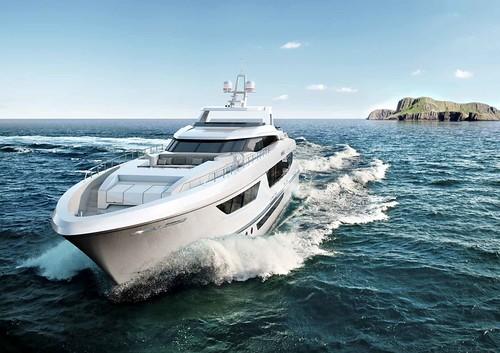 Яхта Project Nina от Heesen Yachts