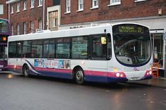 First Norwich, 60915 (YG02DLZ) (Thomas O'Neill Transport Photos) Tags: eclipse volvo first norwich wright b7l 60915 yg02dlz