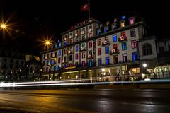 Christmas time in Lucerne (christophjkonrad) Tags: luzern schweiz advent lucerne switzerland leica lake long exposure christmas