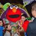 Elmo Mobbed By Kids In The Junkanoo Parade