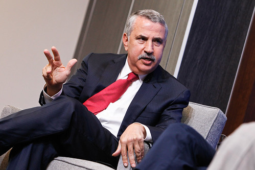 "Thomas Friedman speaks at Brookings book launch: ""Putin's Crimean gamble: Russia, Ukraine, and the new Cold War"""