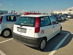 Fiat Punto 55 S 1995 (LorenzoSSC) Tags: punto fiat s 1995 55