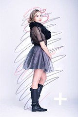 Beta Shoot 0.9 (shootsOfficial) Tags: toronto art fashion photography design photoshoot boots seasonal scarves tulle tutu