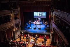 Lorenzo Pilat e The Beat Circus live @Teatro Toselli - Cuneo 12.12.2015
