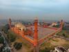 Badshahi Masjid (Max Loxton) Tags: pakistan lahore aerial badshahimasjid arial architecture oldlahore yasirnisar maxloxton mughalarchitecture pakistaniphotographer